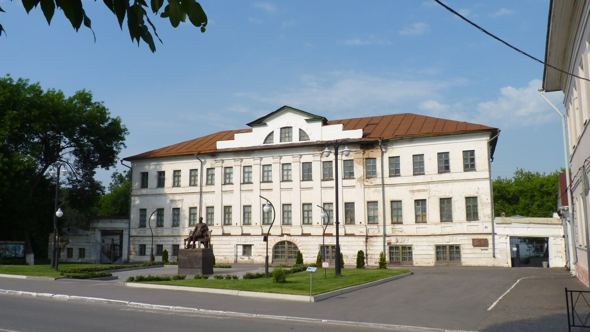 Гостиница Sova в Муроме
